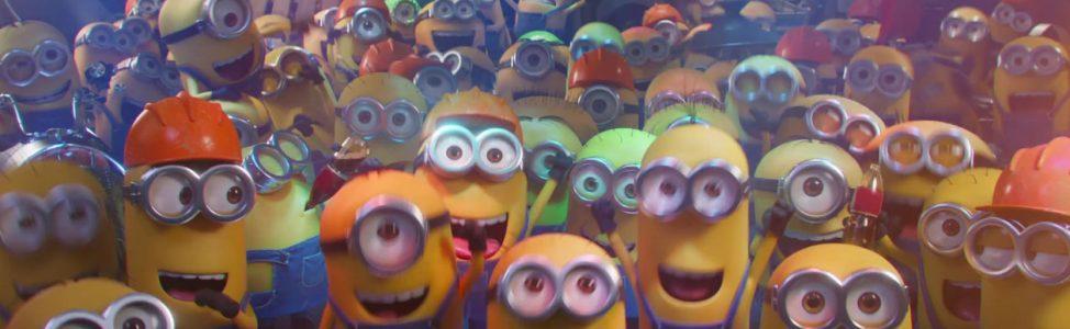 Une bande-annonce pour «Les Minions 2 : Il était une fois Gru»