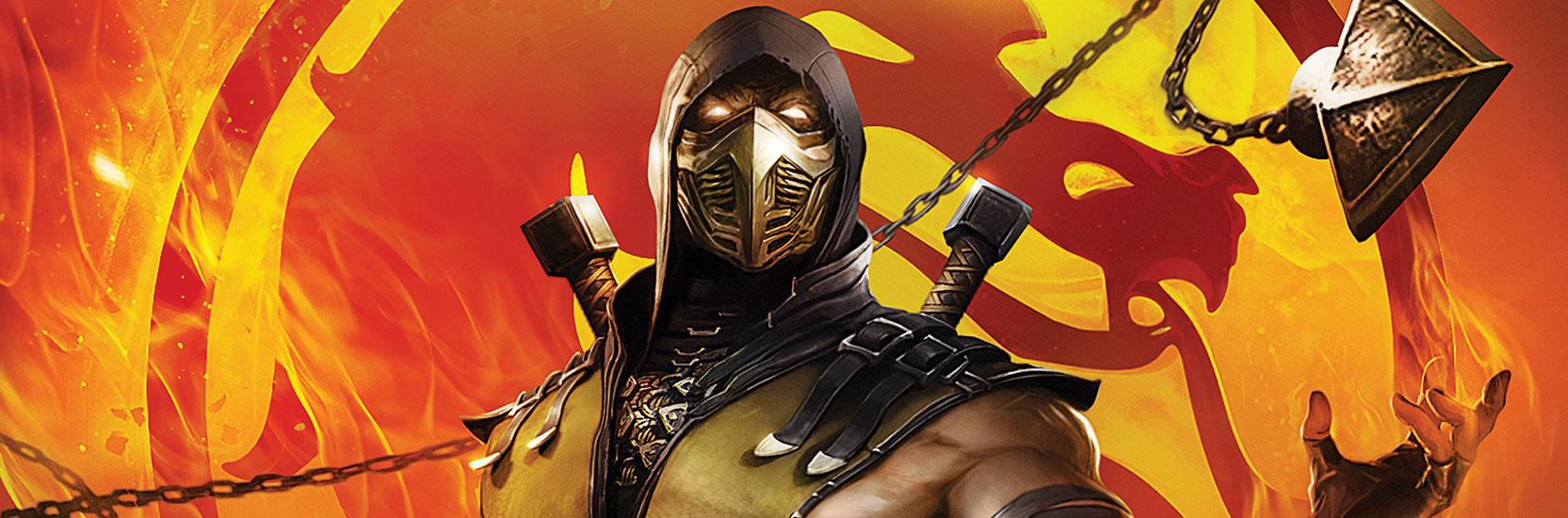 """Une bande-annonce pour """"Mortal Kombat Legends: Scorpion's Revenge"""""""