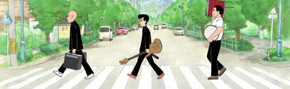 EuroZoom distribuera en France l'anime indépendant «On gaku, notre rock» !