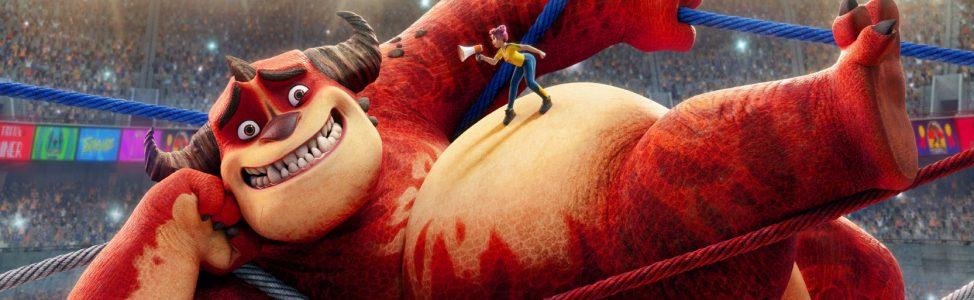 """Paramount Animation monte sur le ring dès le 3 février 2021 avec """"Steve – Bête de Combat"""""""