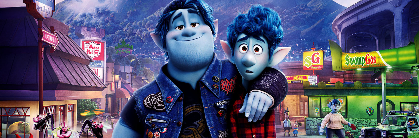 """""""En Avant"""" : dans quelle direction va Pixar ?"""