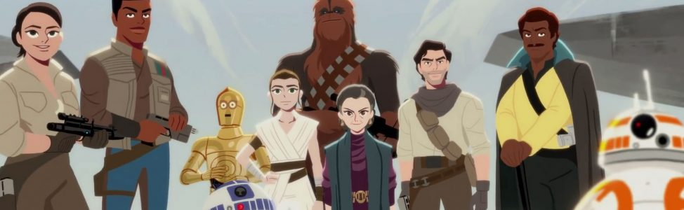 "La saison 2 de ""Star Wars Galaxy of Adventures"" a débuté !"