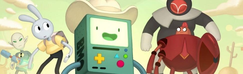 """Des infos sur """"BMO"""", premier épisode spécial pour """"Adventure Time : Distant Lands"""""""