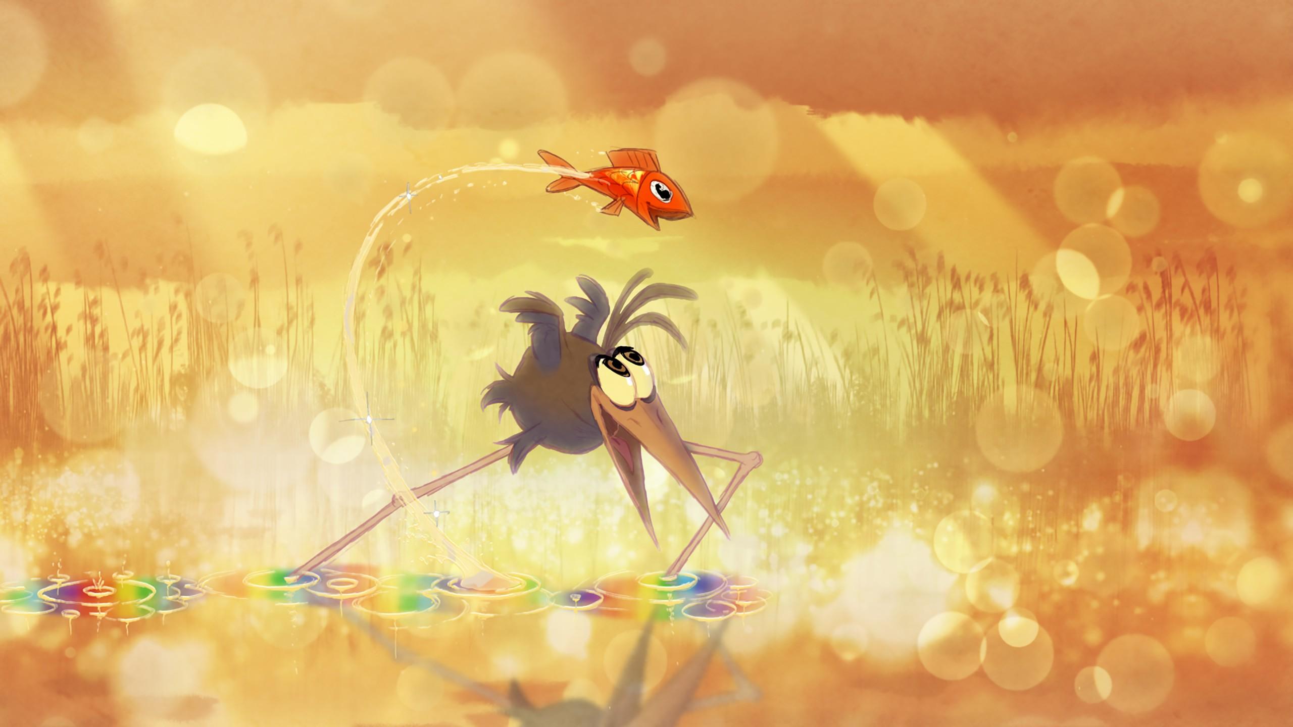 bird karma we are one