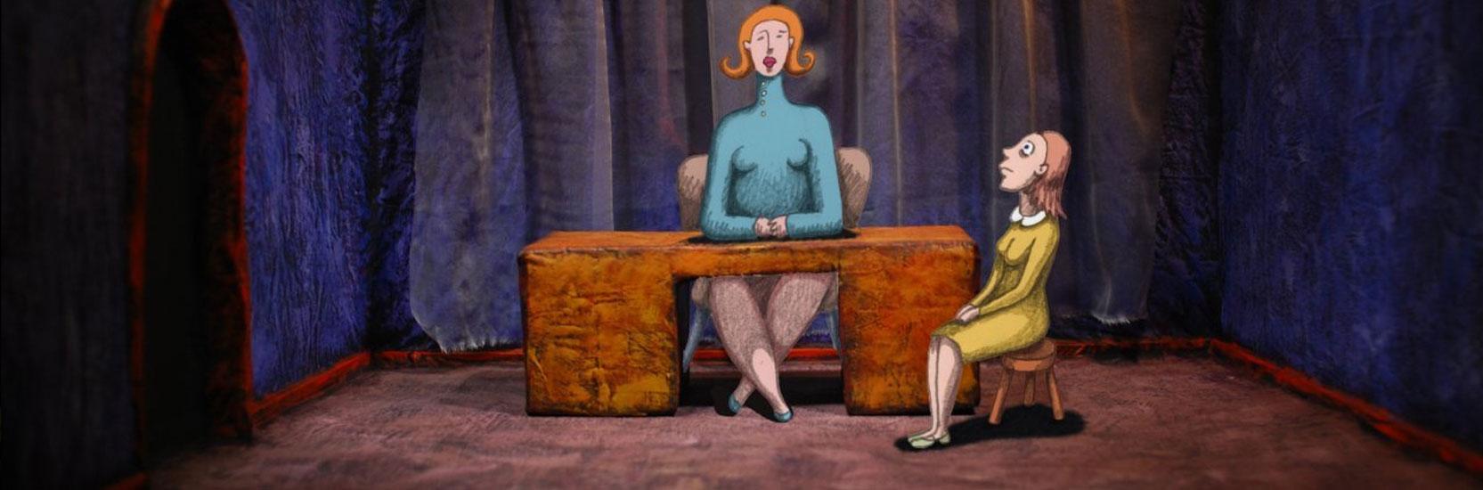 "Interview – Signe Baumane, réalisatrice de ""Rocks in my pockets"""