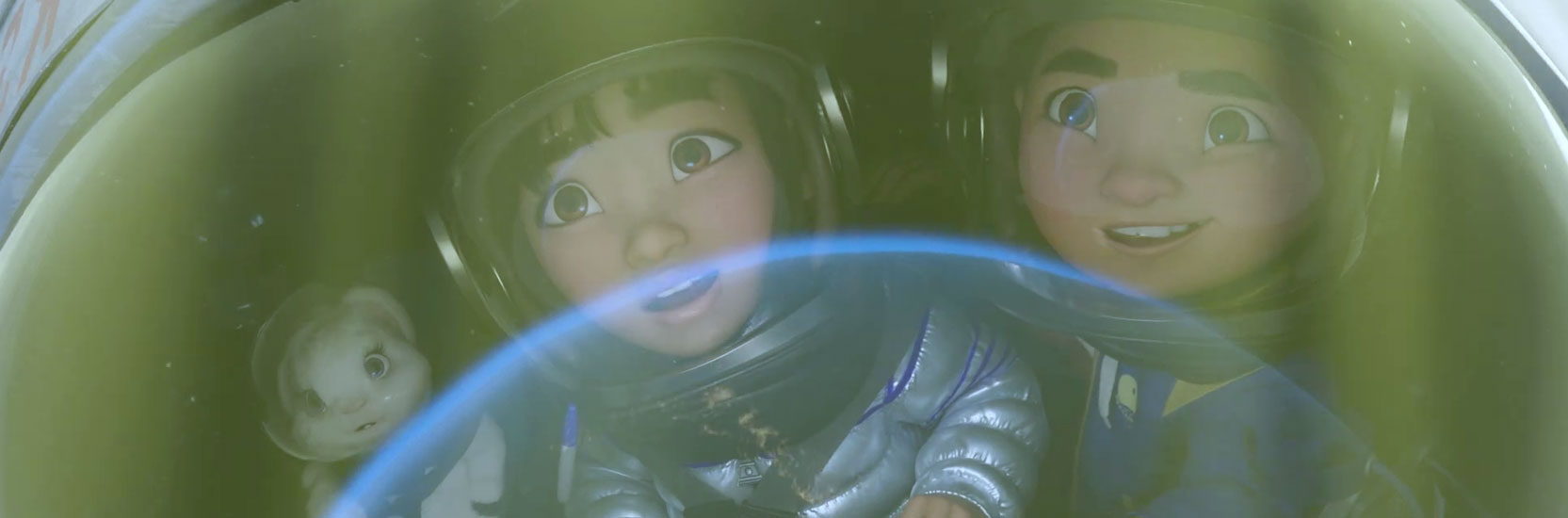 """""""Voyage vers la lune"""" : une réunion de poids lourds pour la production Netflix !"""