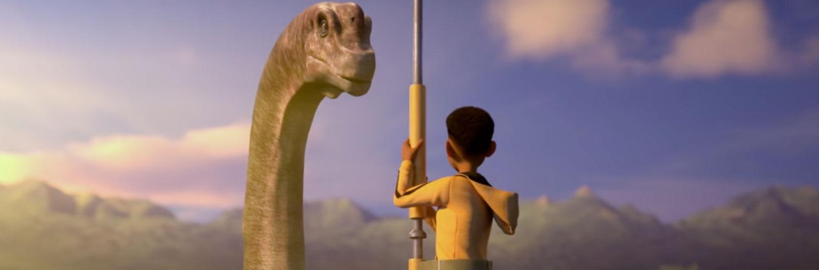 """Premier teaser pour """"Jurassic World : La Colo du Crétacé"""""""