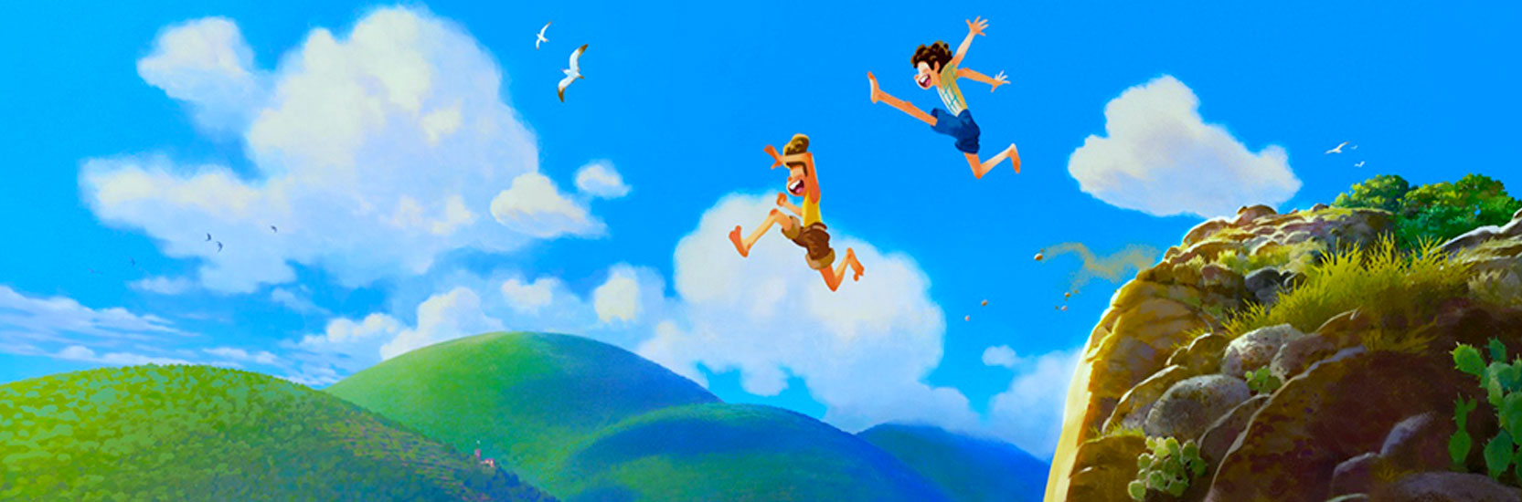 """Enrico Casarosa réalise """"Luca"""", le Pixar de l'été 2021"""
