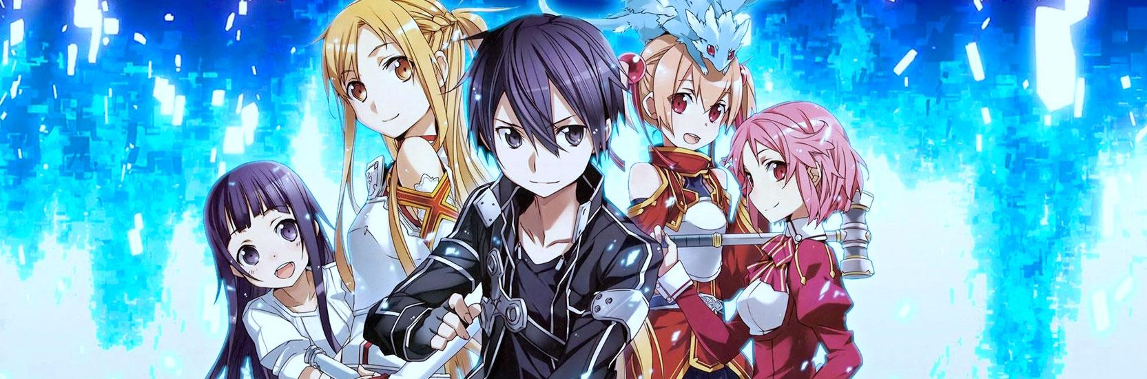 Sword Art Online, une saga épique sur la réalité virtuelle.