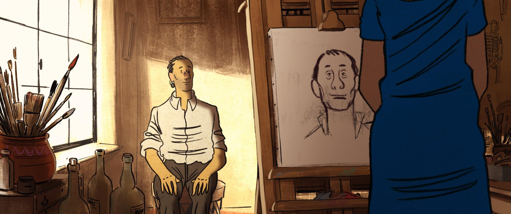 Josep, réalisé par Aurel