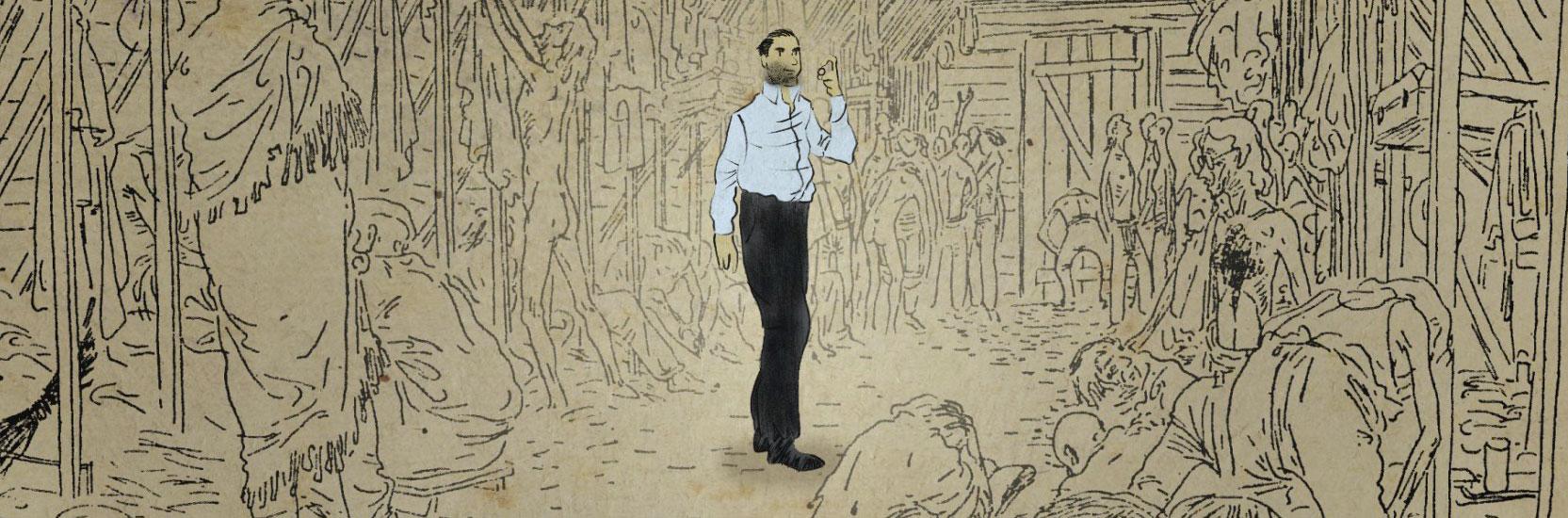 """Première bande-annonce pour """"Josep"""", le premier long-métrage d'Aurel"""