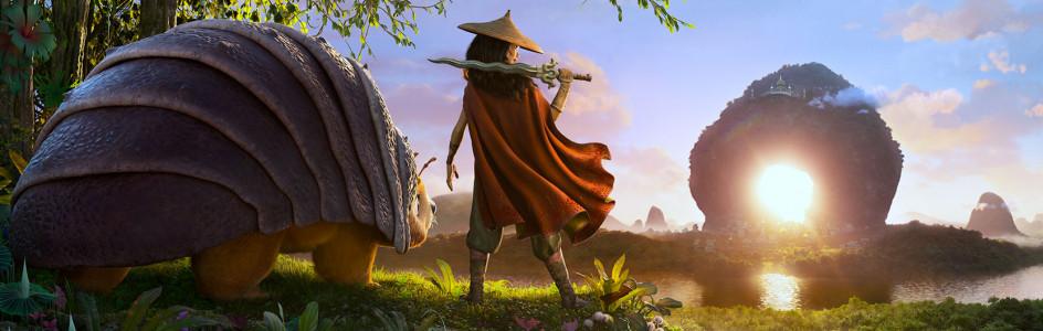 """""""Raya et le Dernier Dragon"""" : Disney dévoile son long-métrage de mars 2021"""