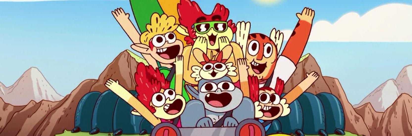 """""""Thundercats Rrrr"""" débarque en France avec l'aide d'un épisode spécial de """"Teen Titans Go!"""""""