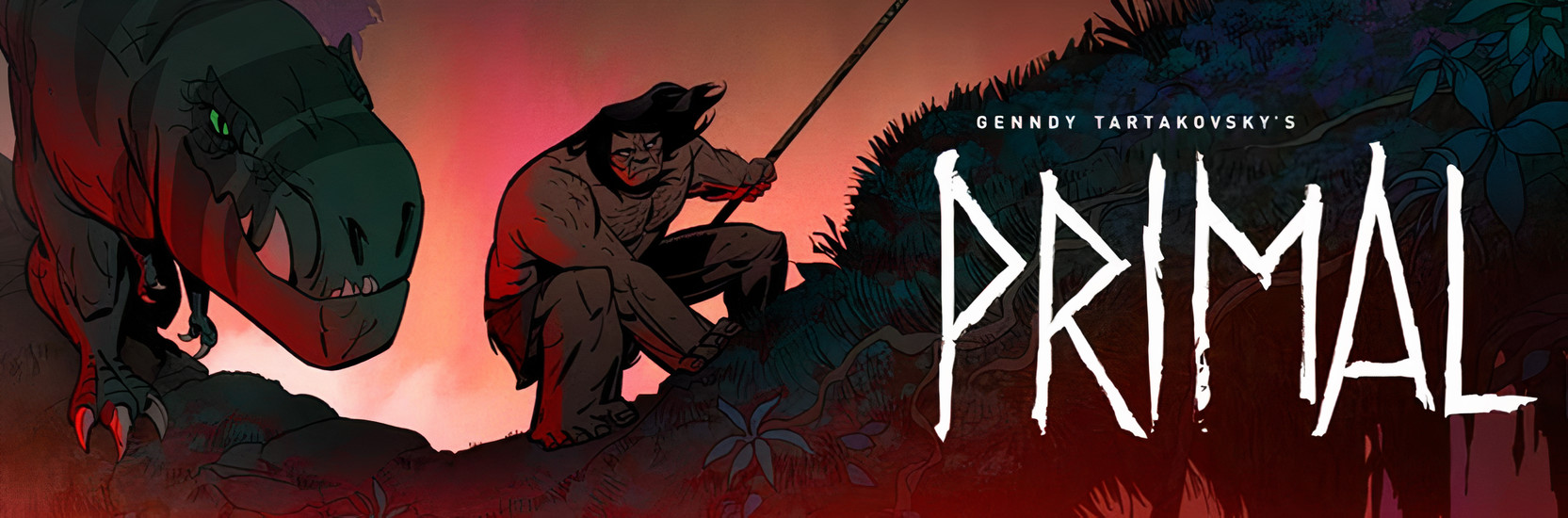 """Primal"" partie 2, ""The Shivering Truth"", ""Yolo Crystal Fantasy""… le line-up animé de rentrée d'Adult Swim France !"