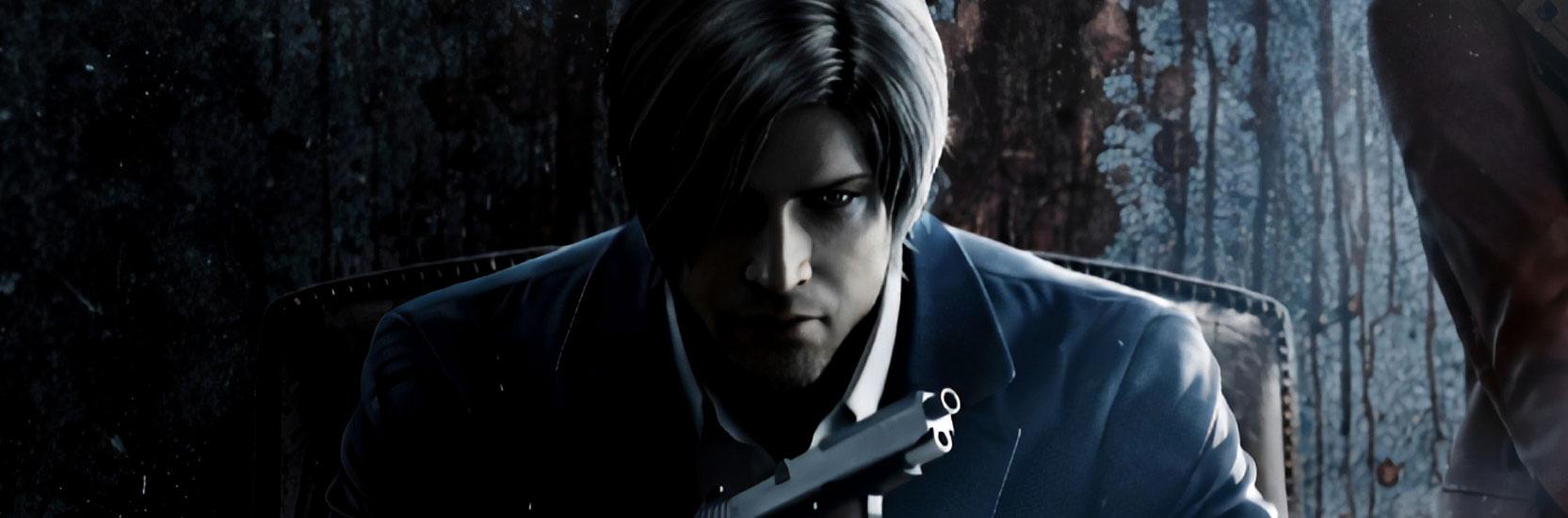 """Un premier teaser pour """"Resident Evil : Infinite Darkness"""""""