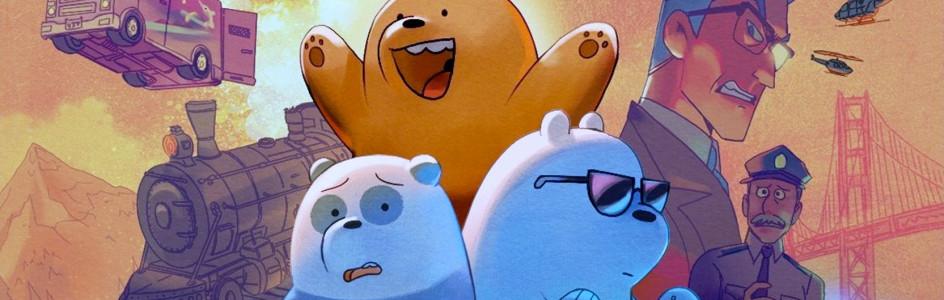 """""""We Bare Bears – Le Film"""" : la conclusion de la série en novembre sur Cartoon Network France"""