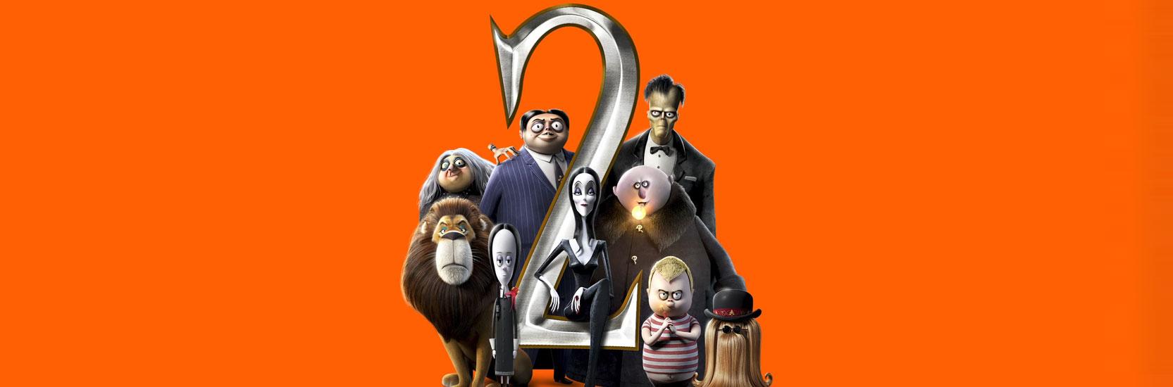 """""""La Famille Addams 2"""" daté à octobre 2021"""