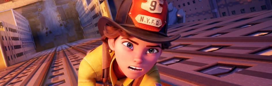 Des nouvelles de «Fireheart» de l'Atelier Animation via l'AFM
