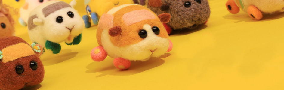 """Après """"Mon petit chevreau"""", Tomoki Misato annonce sa série en stop motion """"Pui Pui Molcar"""""""