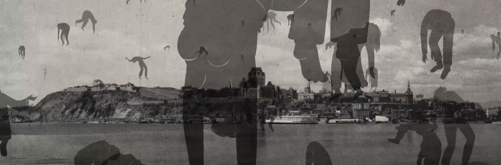 """Une bande-annonce pour """"Archipel"""", le nouvel essai documentaire animé de Félix Dufour-Laperrière"""