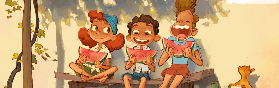 """Découvrez """"Luca"""", le Pixar de l'été 2021"""