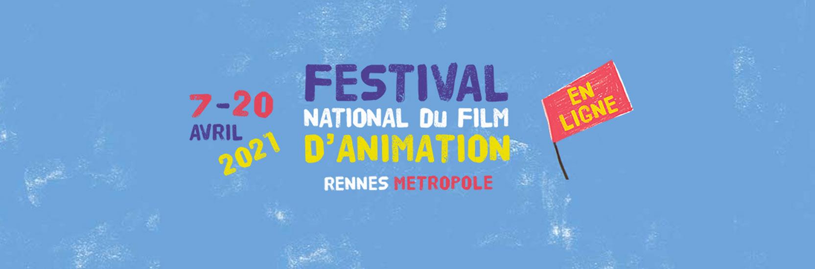 Dès demain, c'est le Festival national du film d'animation en ligne !
