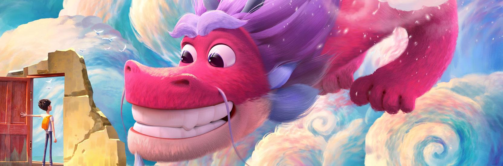 """""""Wish Dragon"""" daté au 11 juin sur Netflix"""
