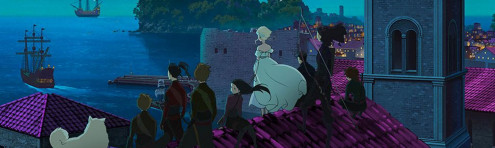 WIP – Fena, the Pirate Princess