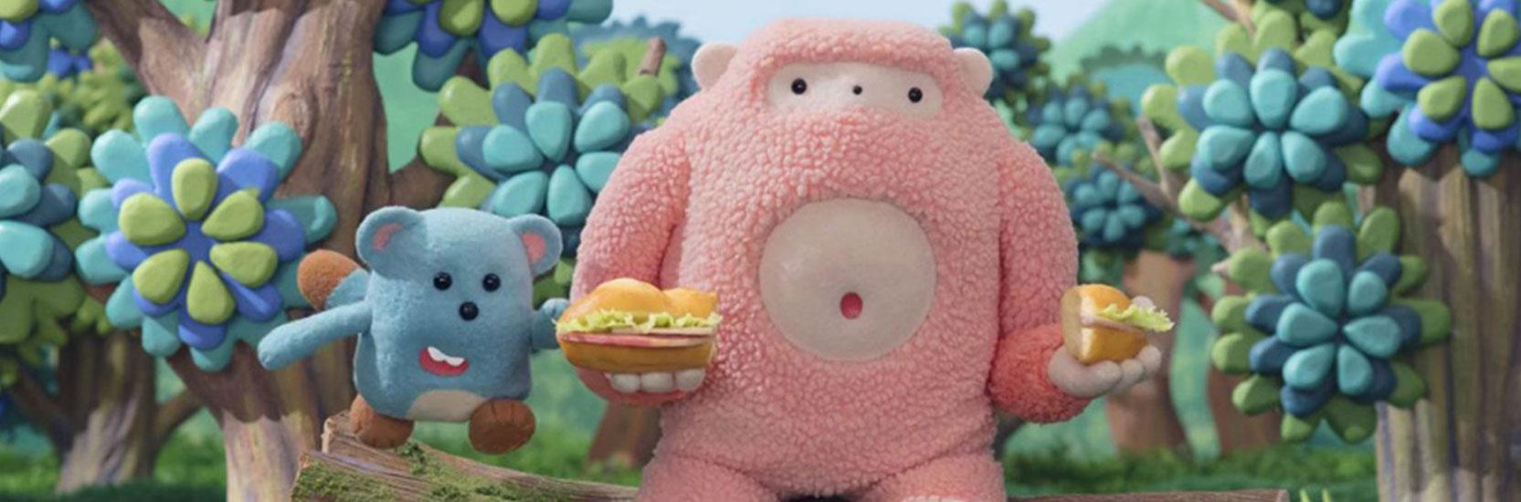 """Mogu & Perol"" va devenir une série d'animation"